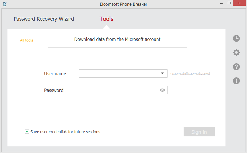 what to do when i forgot my microsoft account password