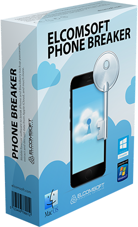 Elcomsoft Phone Breaker Elcomsoft Co Ltd