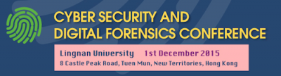 Cyber Security and Digital Forensics Conference