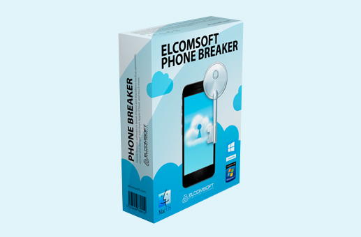 Elcomsoft Phone Breaker 6 60 Offers Over-the-Air Windows 10