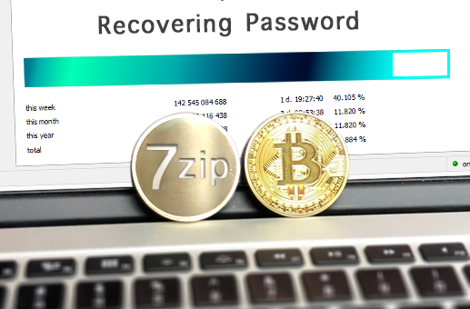 Elcomsoft Distributed Password Recovery 4 1 Breaks Bitcoin Wallet